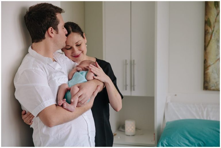 Madison WI Newborn Photography