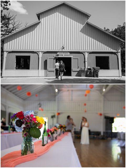 Olin Park Wedding Details